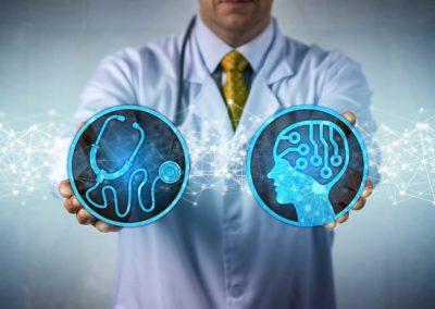 Bref aperçu des enjeux juridiques de l'intelligence artificielle en santé