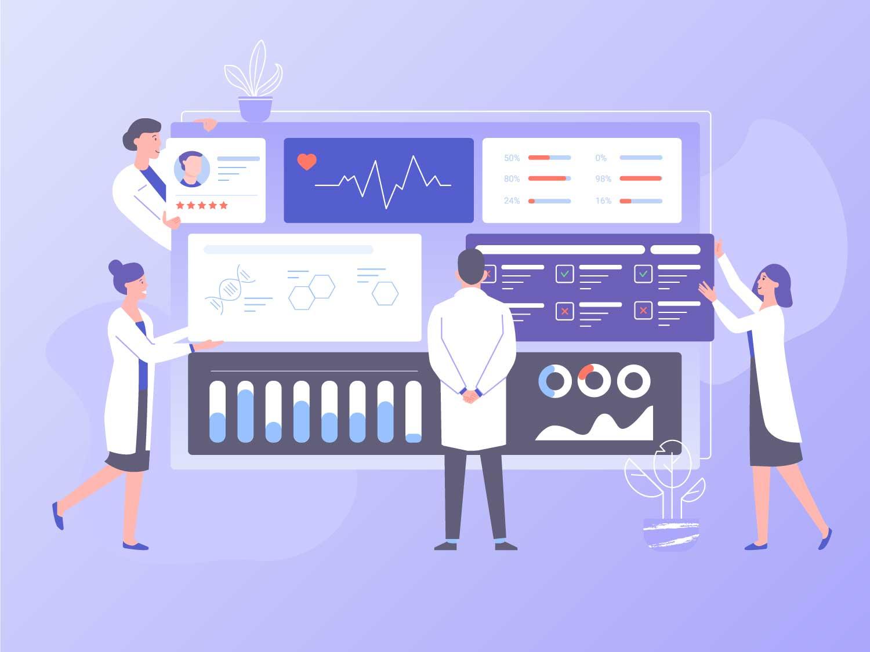 Le traitement des données de santé